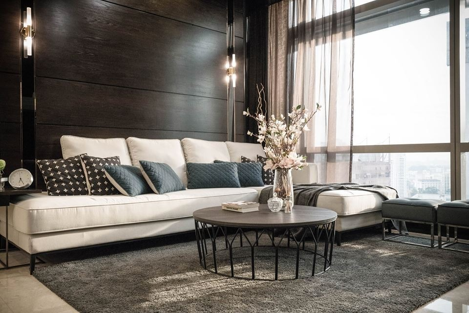 Banyan Tree Signatures,Kuala Lumpur by Double Art Design Studio - Completed 800 - 1200 sqft Condo / Apartment Bathroom Bedroom Living Kitchen Dining Kids Bedroom Modern - Recommend.my