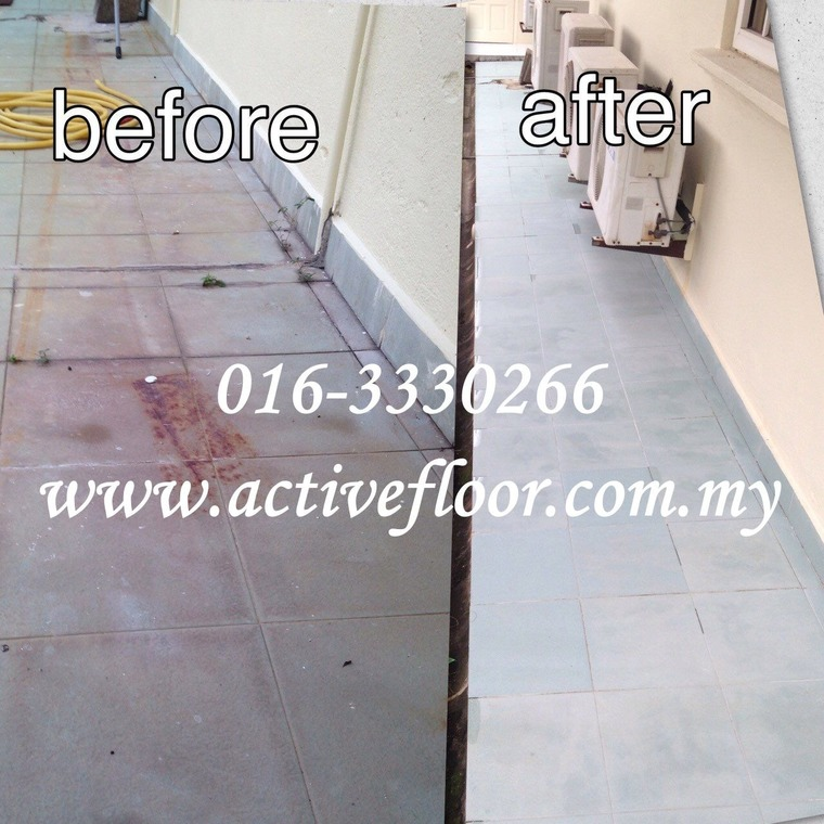 Floor Cleaning by Active Floor Maintenance & Reno | Recommend.my