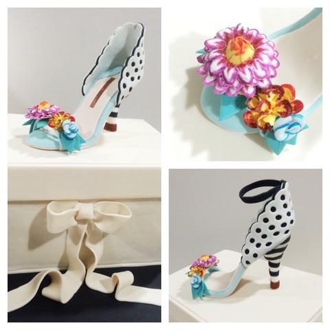Sophia Webster - Lilico shoe cake