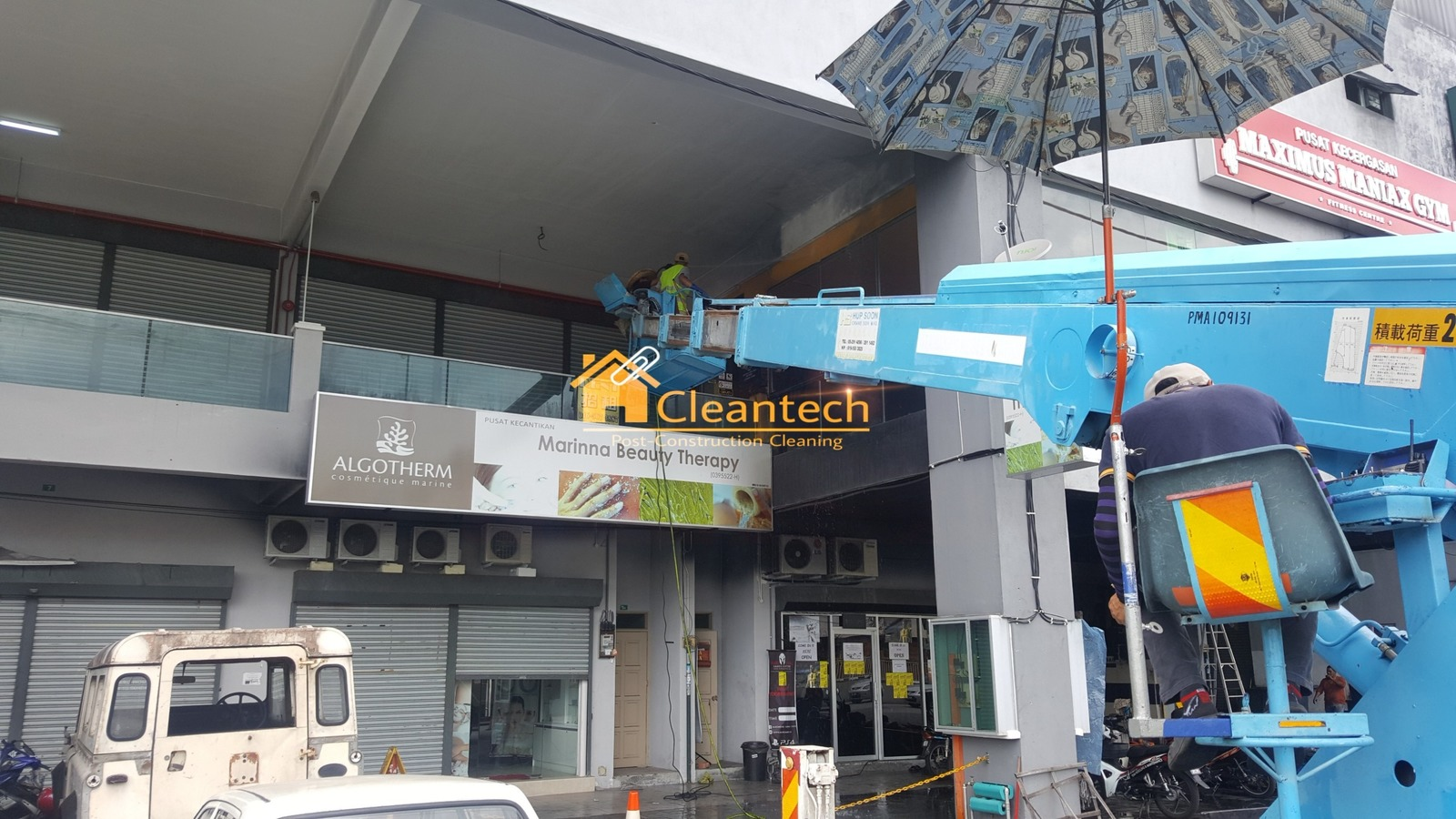 Cleantech Cleaning Services Ipoh Penang