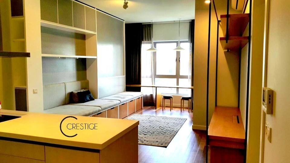 Six Ceylon by Crestige Asia Enterprise - Completed Below 800 sqft Condo / Apartment Study / Office Living Living Room Kitchen Modern - Recommend.my