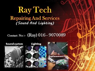 Ray Tech Repairing & Services