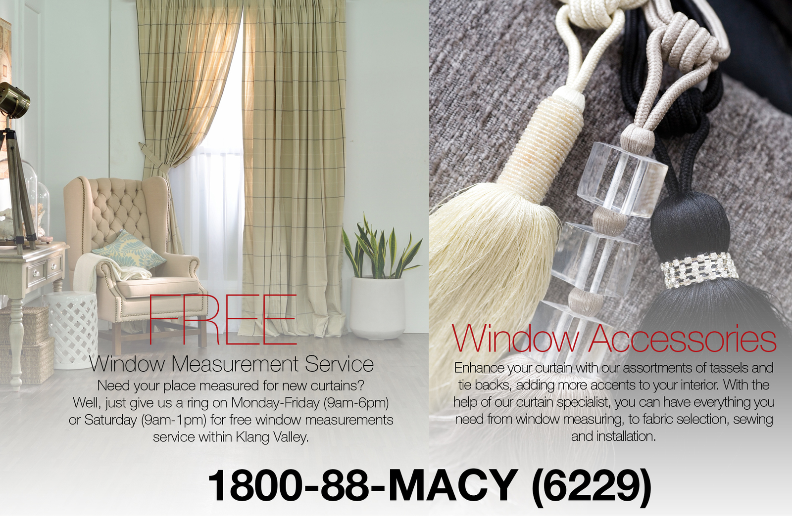 Macy Home Furnishings
