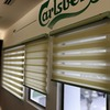 Zebra Blind for the Carlsberg 's hq at shah alam