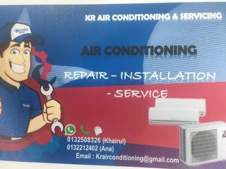 KR Airconditioning & Servicing