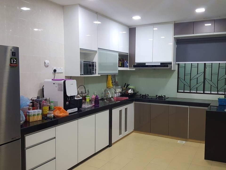 Double Storey House at Wangsa Permai, Kepong by Ideal Plus Design -  - Recommend.my