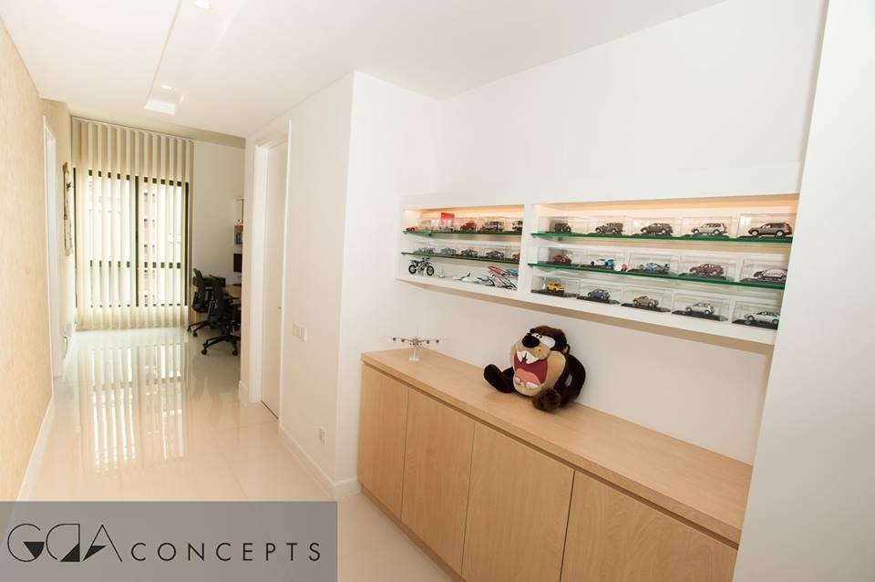 Condo | Residensi 22 Mont Kiara. by GDA Concepts - Completed 800 - 1200 sqft Condo / Apartment Living Room Bedroom Study / Office Minimalist - Recommend.my