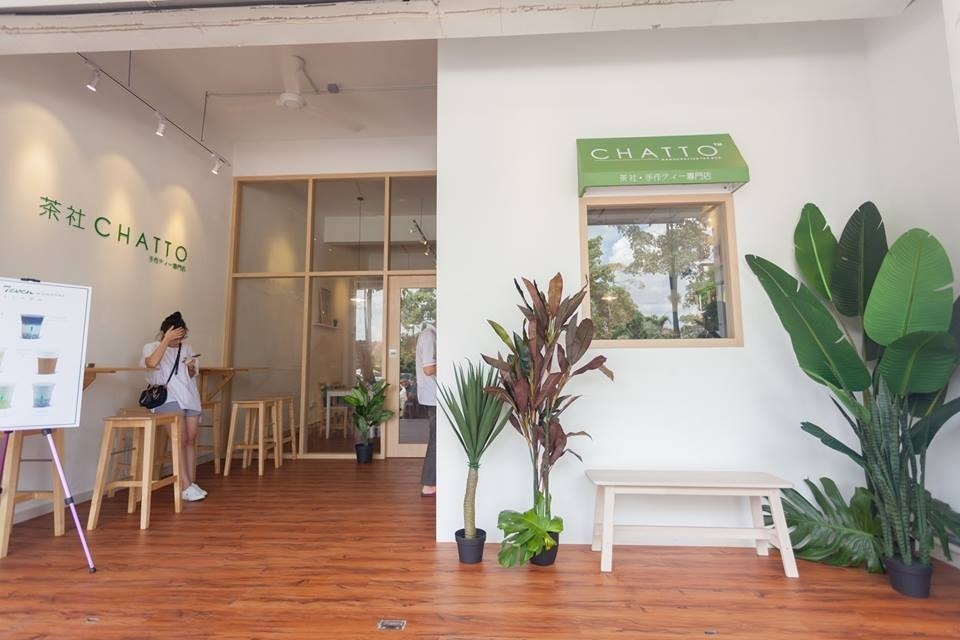 Chatto - Handcrafted Tea Bar in Johor by Inniva Design & Construction Sdn Bhd - Completed 1200 - 1800 sqft Shop / Retail / F&B Cafe Minimalist Modern - Recommend.my