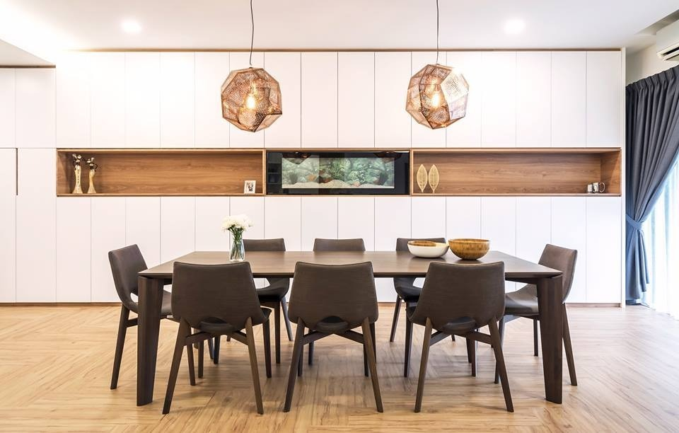 Condominium in 9 Bukit Utama by Pocket Square - Completed Above 2400 sqft Condo / Apartment Bedroom Bathroom Kitchen Dining Living Living Room Modern Contemporary - Recommend.my