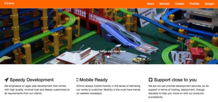 K2inno Official Website