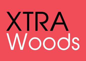 Medium xtra wood logo
