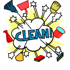 Medium kisspng cleaning cartoon cleaner housekeeping clip art cleaning lady image 5aa9f7622f1d74.987123531521088354193