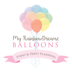 My Rainbow Dreamz Balloons