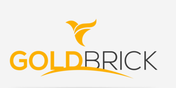Medium logo goldbrick