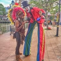 MALACCA CLOWN , CIRCUS , COSPLAY & MASCOTS SERVICE