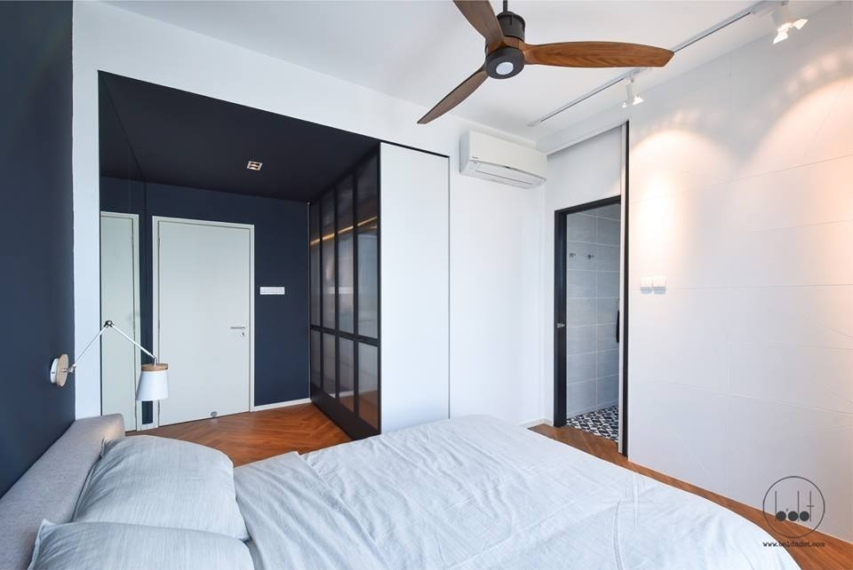 Ascenda Residences by BND Studio - Completed 800 - 1200 sqft Condo / Apartment Kitchen Living Room Dining Study / Office Bedroom Bathroom Contemporary - Recommend.my