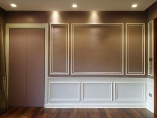 Sound Acoustic and Wood Timber Wainscoting @ KP Khoo Enterprise
