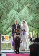 Mixed Cultural Wedding
