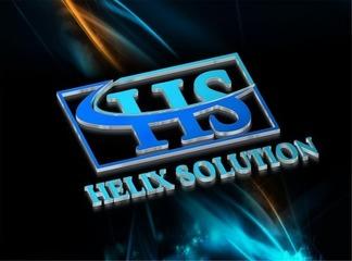 Medium 01 helix solution 3d