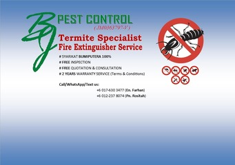 Bajandoh Pest Control