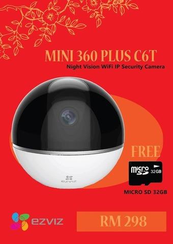 Mini 360 plus C6T