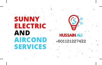 SUNNY ELECTRIC AND AIRCOND SERVICES