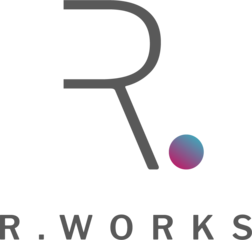Medium r.works logo colour  1