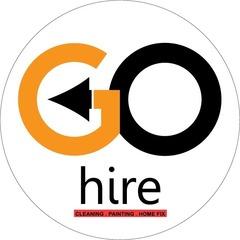 Medium go hire logo