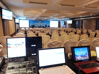A conference at Majestic Hotel KL