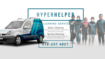 Hyper Helper Cleaning Services