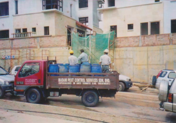 Madani Pest Control Services Sdn. Bhd.