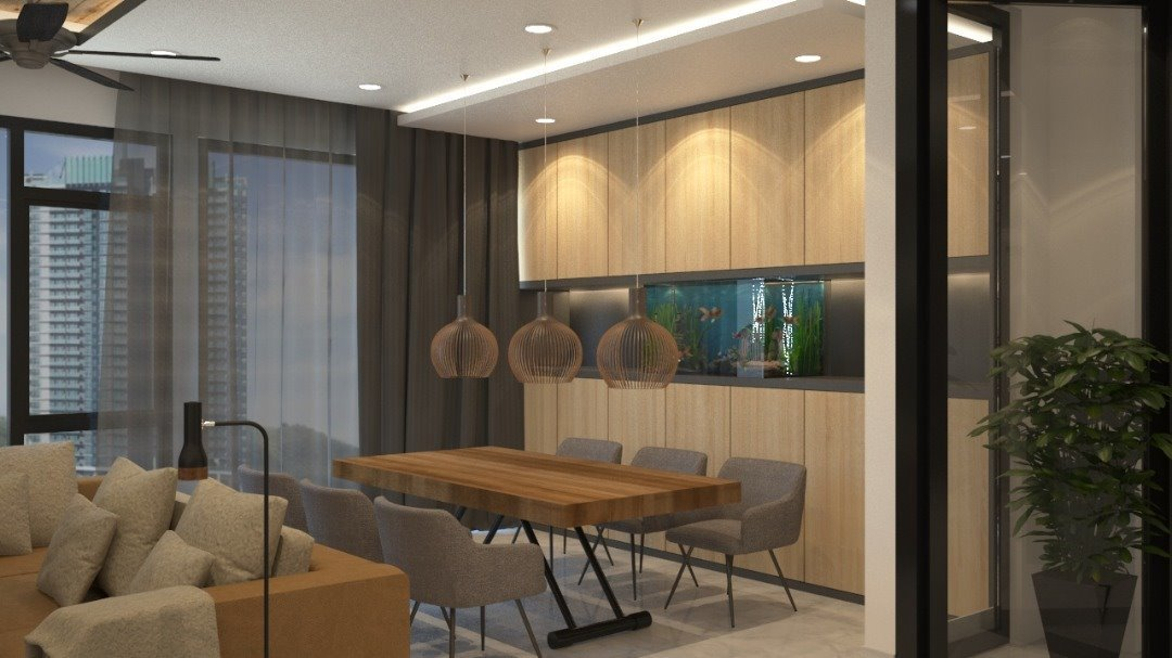 PMJ Design & Build SDN BHD  必連捷设计建筑有限公司