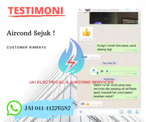 Medium testimoni customer rimbayu