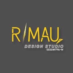 Medium logo rimau design studio 01