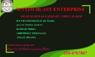Maxim Blast Enterprise