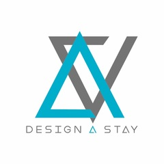 Medium designastay logo