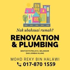 Mohd Reky Renovation&Plumber
