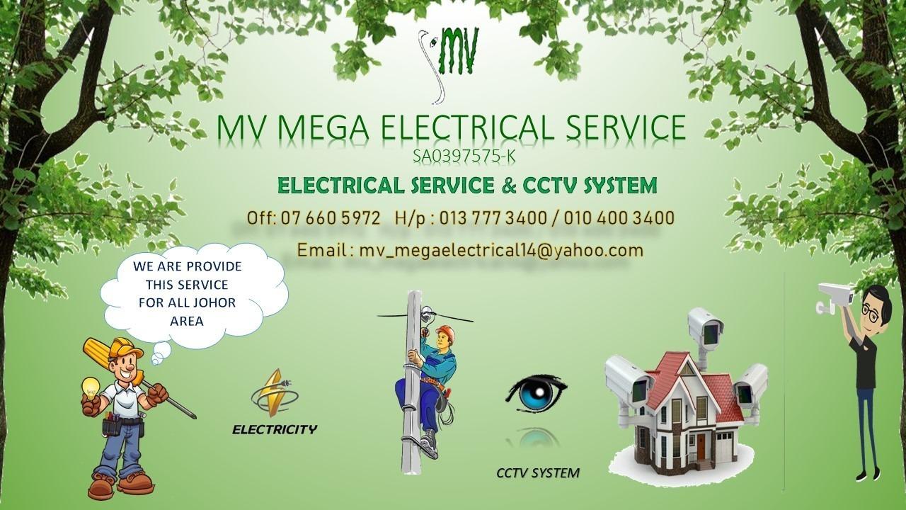 Mv mega electrical service