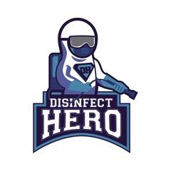 Disinfect Hero
