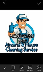 Moonshan aircond & house cleaning service