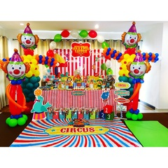 Carnival Circus Theme