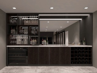 In house Bar