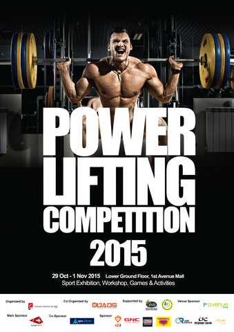 Powerlifting Competition 2015