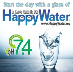 Happy Water Sdn Bhd