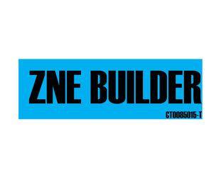 ZNE BUILDER