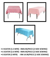 Standard Design Table Clothes