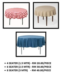 Round Table Clothes