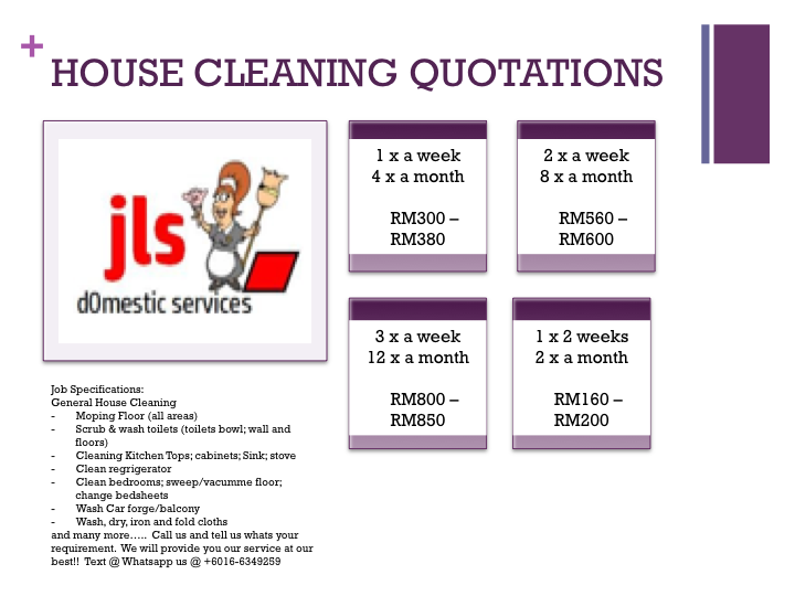 JLS DOMESTIC SERVICES (Co No 002371590-A)