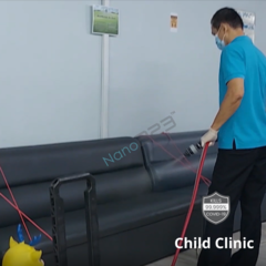 Child Clinic Waiting Area