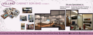 Vellino Cabinet Sdn Bhd